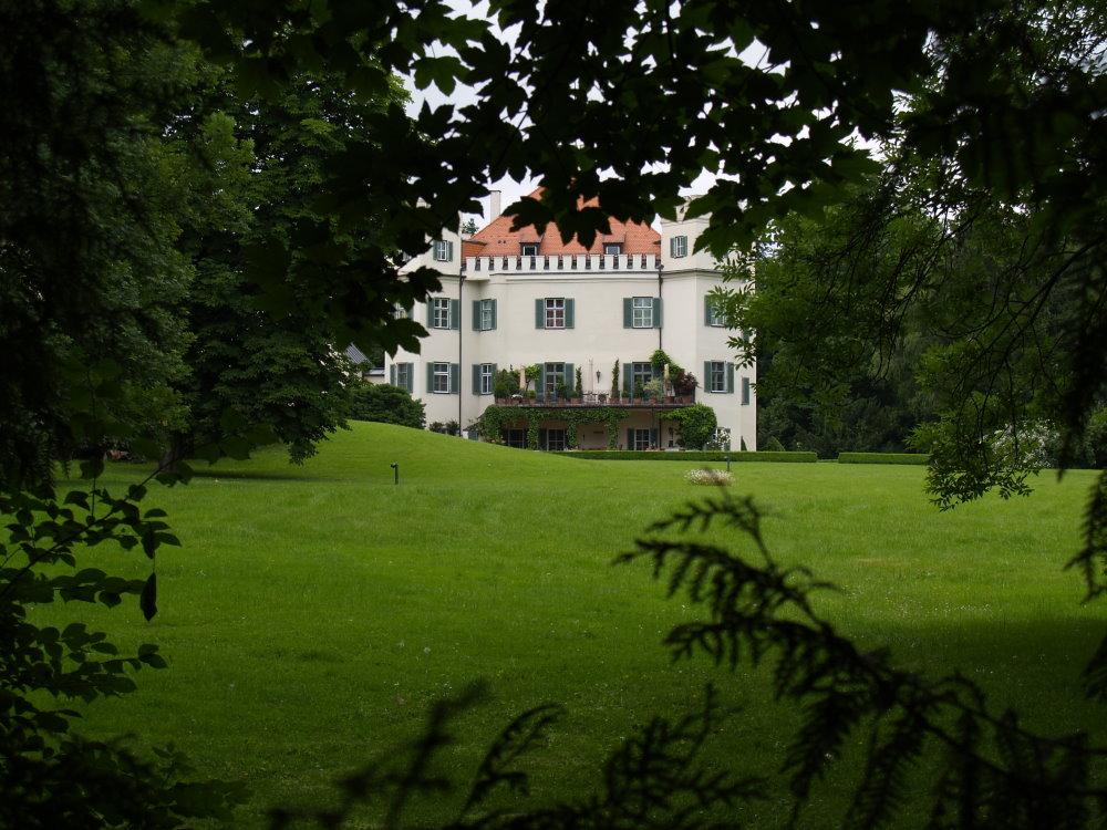 Zuhause von Sissi in Possenhofen