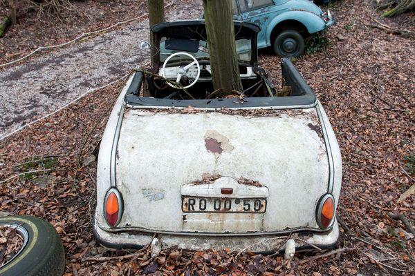 Zulange geparkt :-)