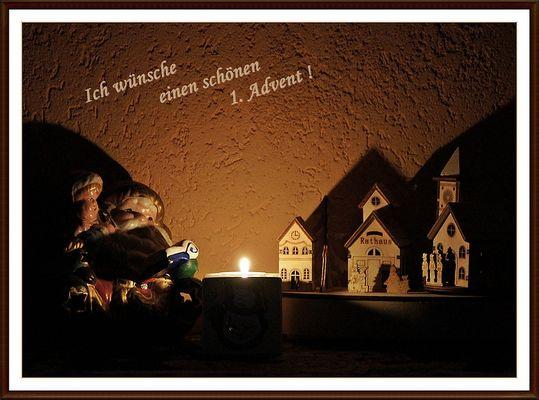 Zum 1. Advent