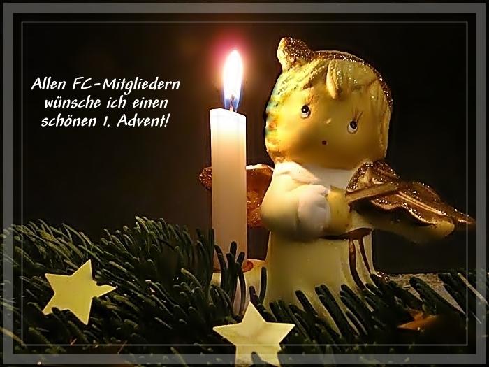 Zum 1. Advent!