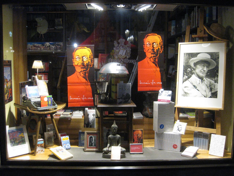 Zum 50. Todestag von Hermann Hesse