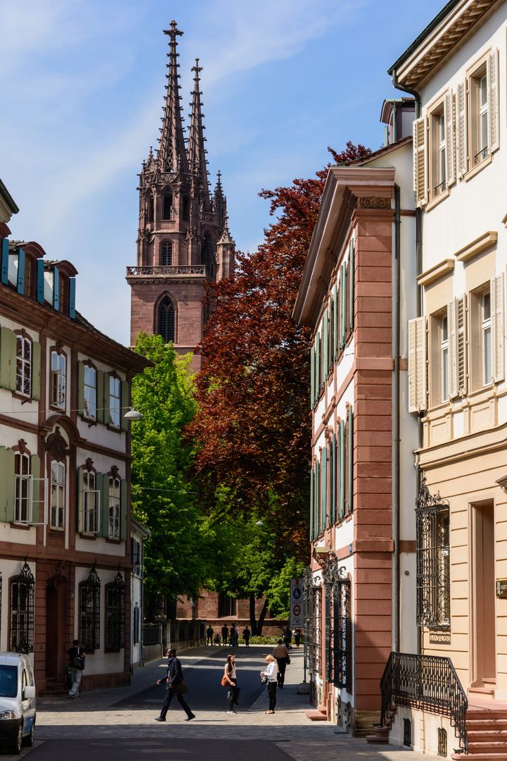 zum Basler Münster