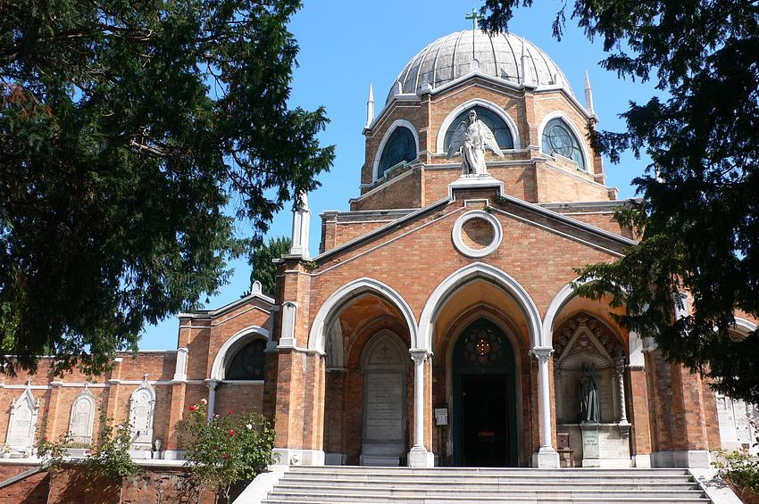 ...Zum beten nach San Michele...