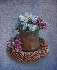 Zum Dienstag ,trockene Blumen