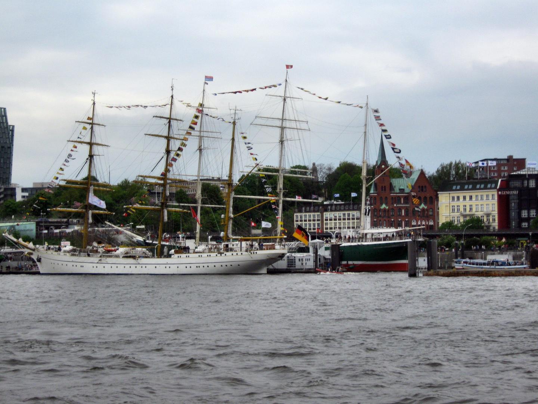 zum Hafengeburtstag Hamburg Mai 2013