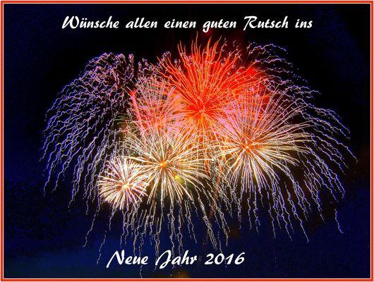 -Zum Jahreswechsel 2016-