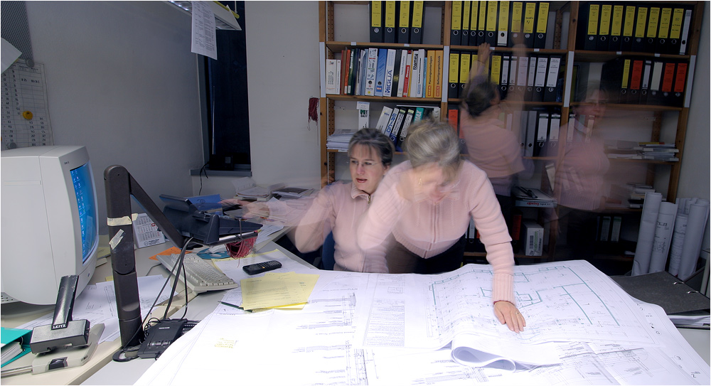 zum jahreswechsel hektik im büro? ............. wir haben die lösung!