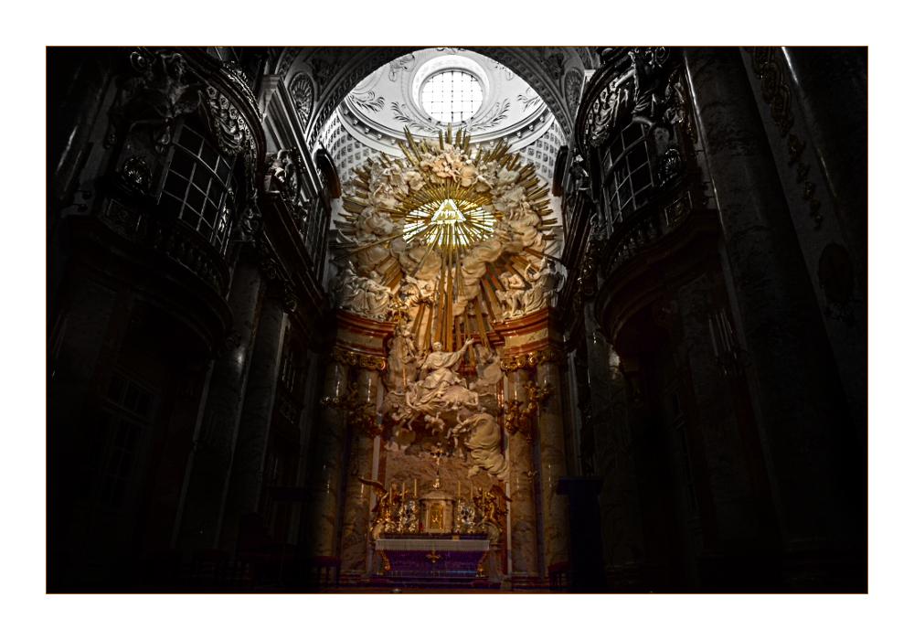 Zum Licht (Karlskirche, Wien)