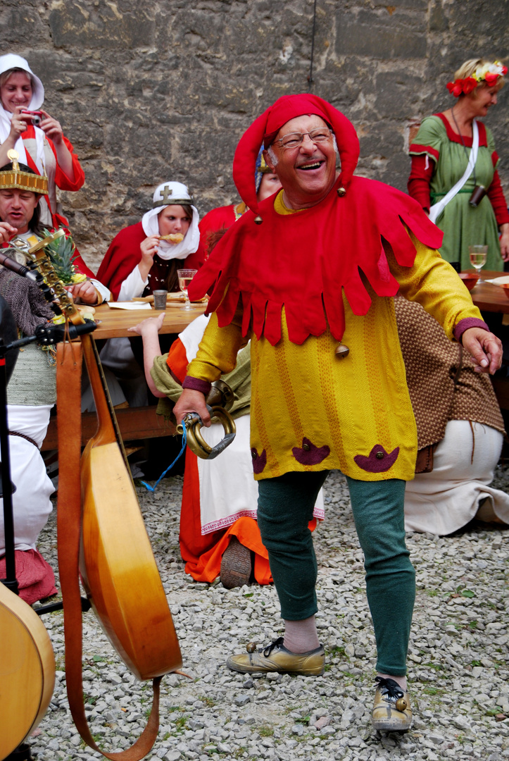 zum Merseburger Schlossfest