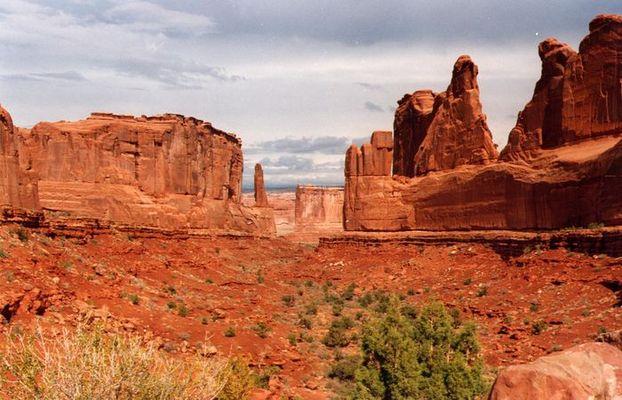 Zum National Park Arches