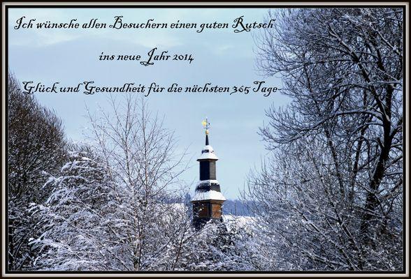 -Zum neuen Jahr 2014-