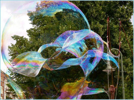 ...... zum Seifenblasenkünstler (2)