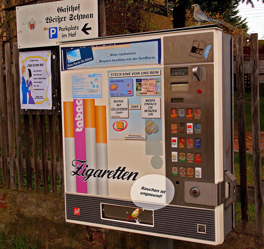 Zum Thema: Automaten
