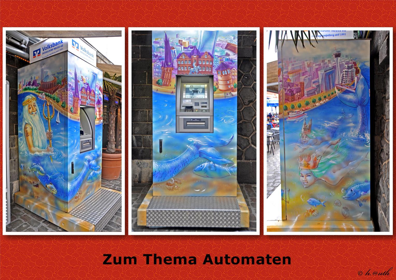 Zum Thema Automaten