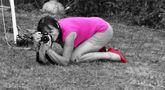 Zum Thema: Fotografen im Einsatz von Traude Stolz