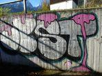 ZUM THEMA: Graffiti-Kunst oder Schmiererei?