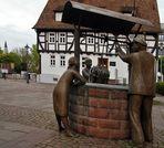 """Zum Thema"""" Schoene Brunnen"""""""