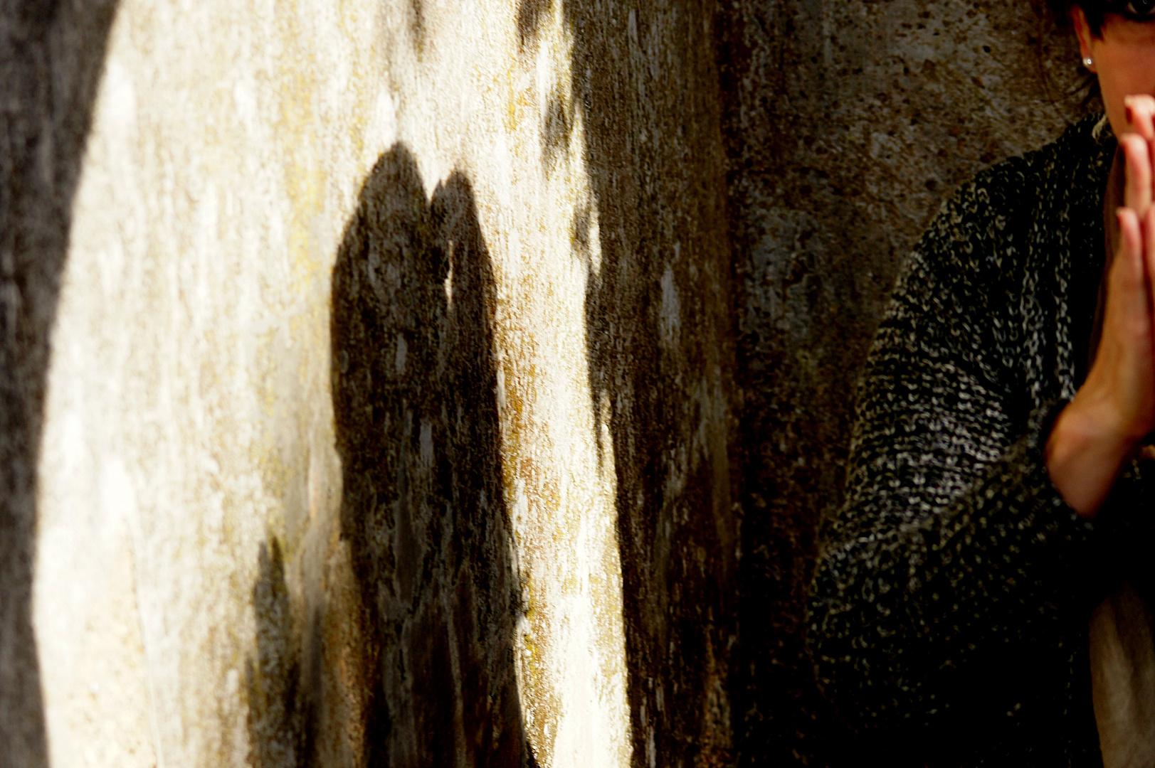 """Zum Thema """"Spiel mit Licht und Schatten"""