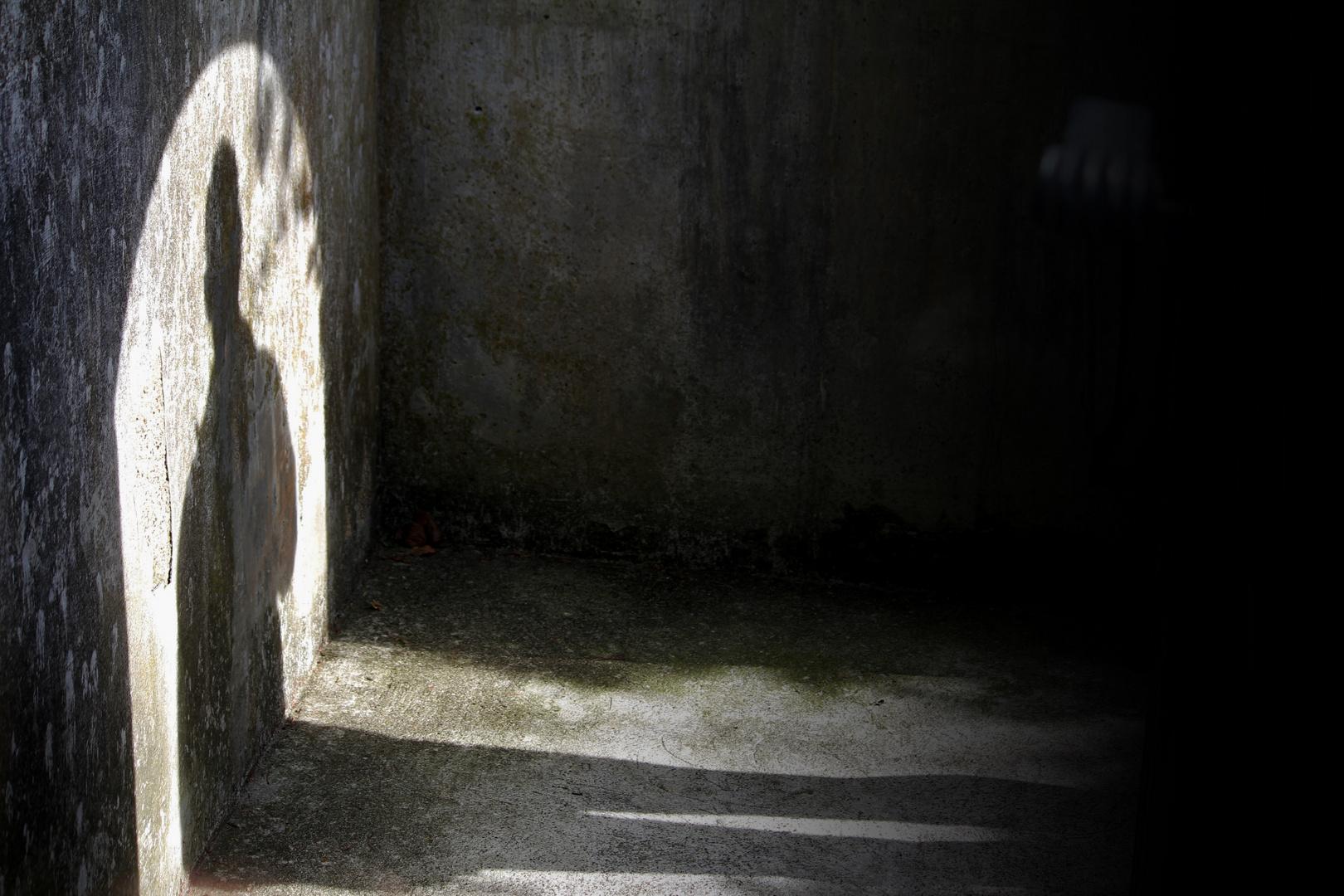 """zum Thema:""""Spiel mit Licht und Schatten"""""""