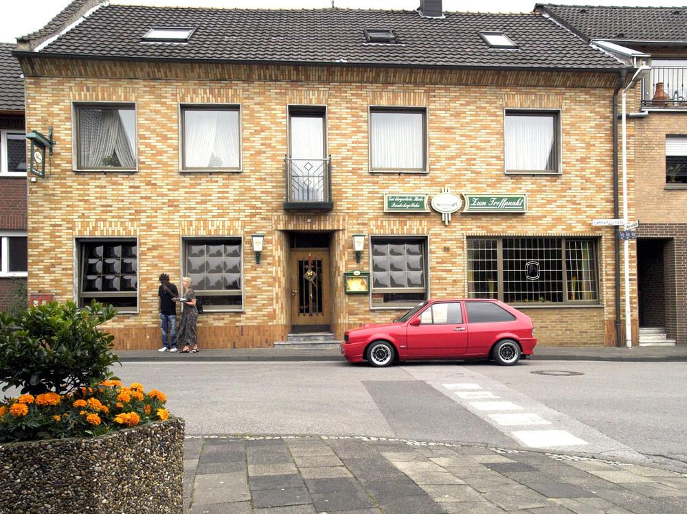 """""""Zum Treffpunkt"""" in Tetz, Rheinland"""