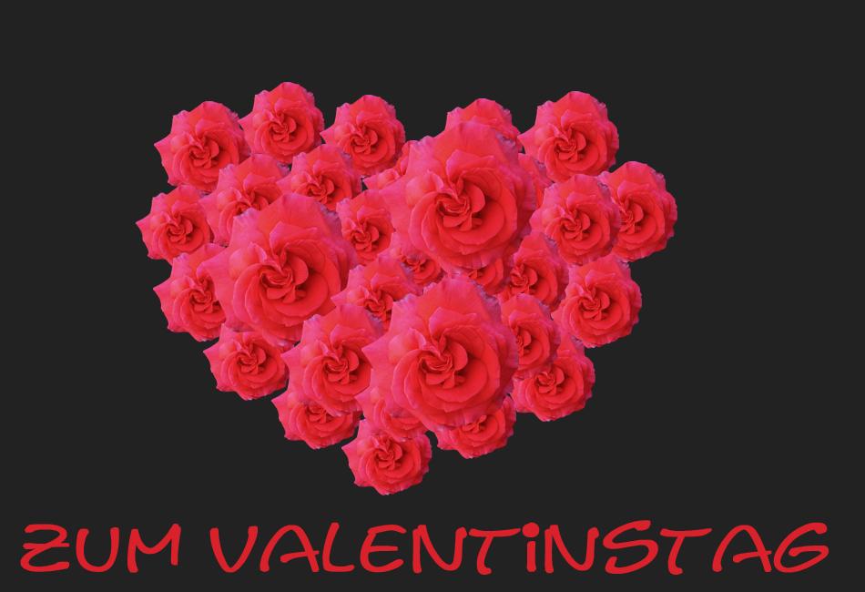 Zum Valentinstag Foto & Bild | gratulation und feiertage, happy ...