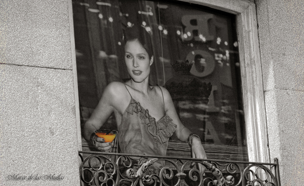 ...zumo de naranja...