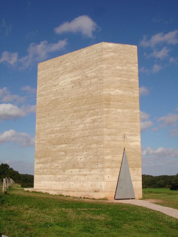 Zumthor Kapelle Eifel