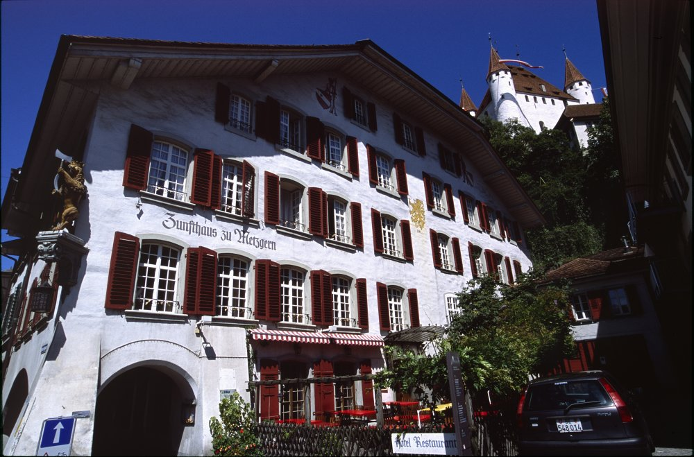 Zunfthaus in Thun