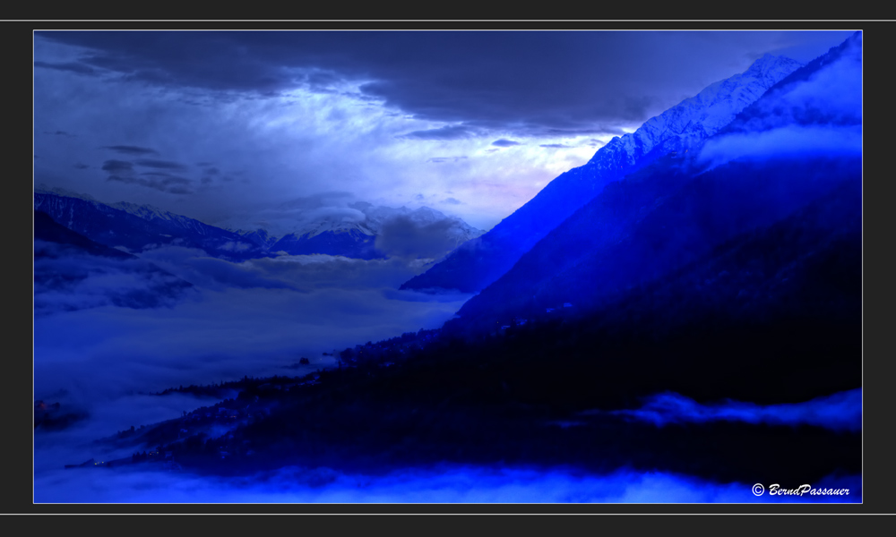 Zur blauen Stunde