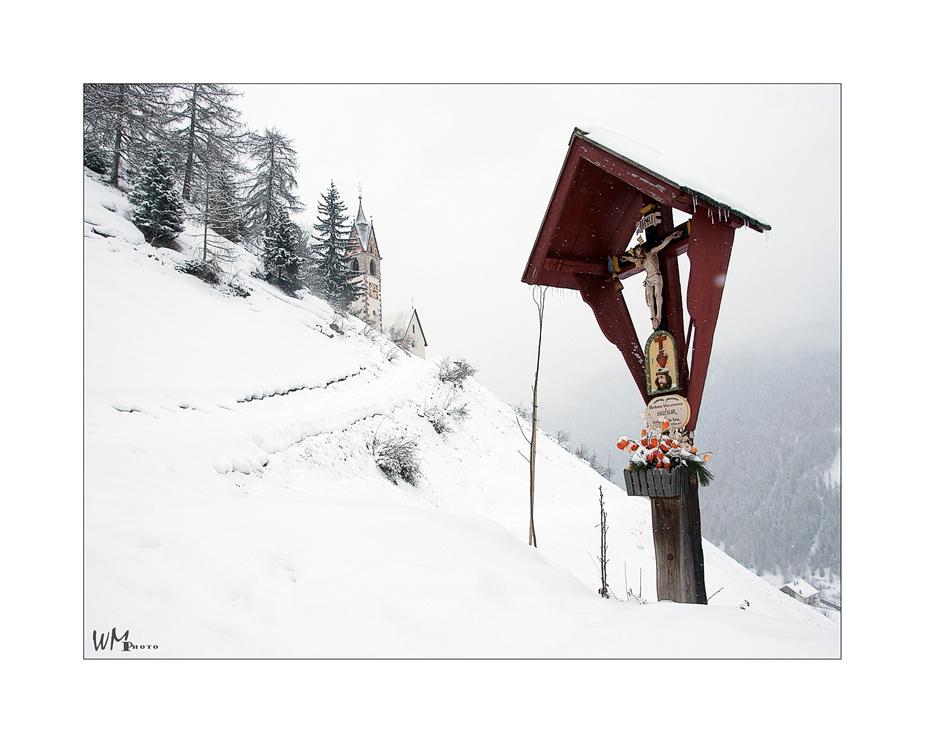 Zur Hl. Barbara - Wengen - Dolomiten