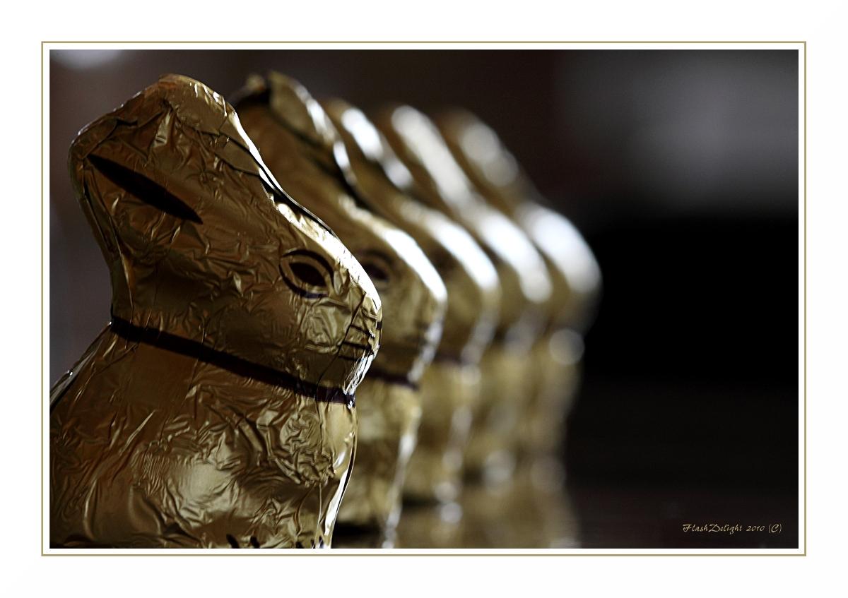 zur Osterparade angetretääänn....