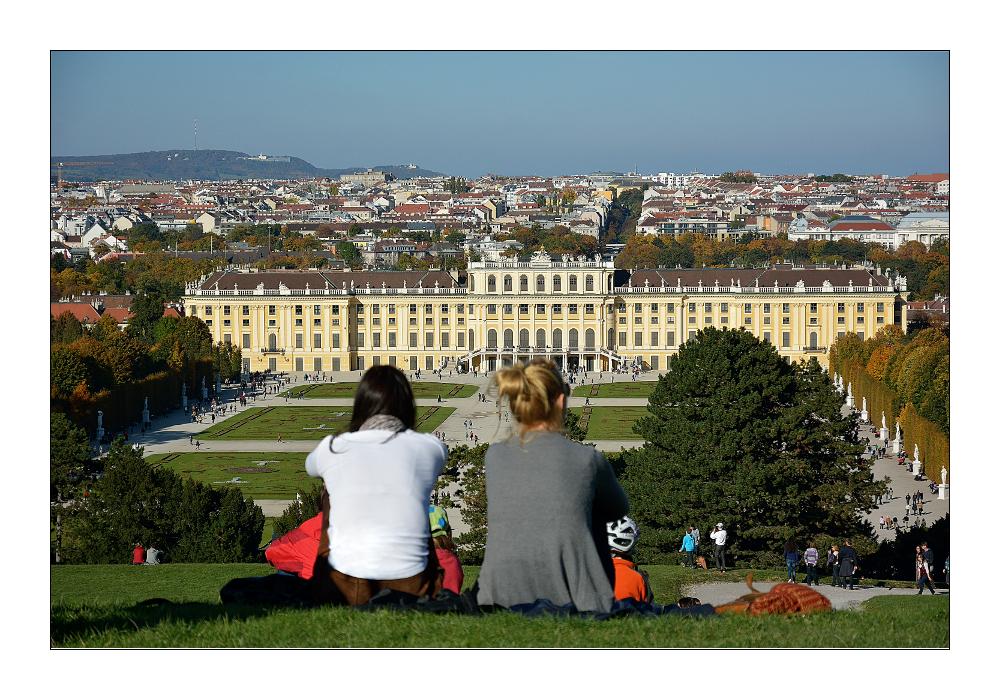 Zur schönen Aussicht - Wien, Schönbrunn