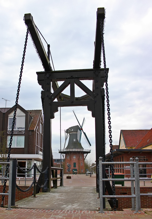 Zur Windmühle hin