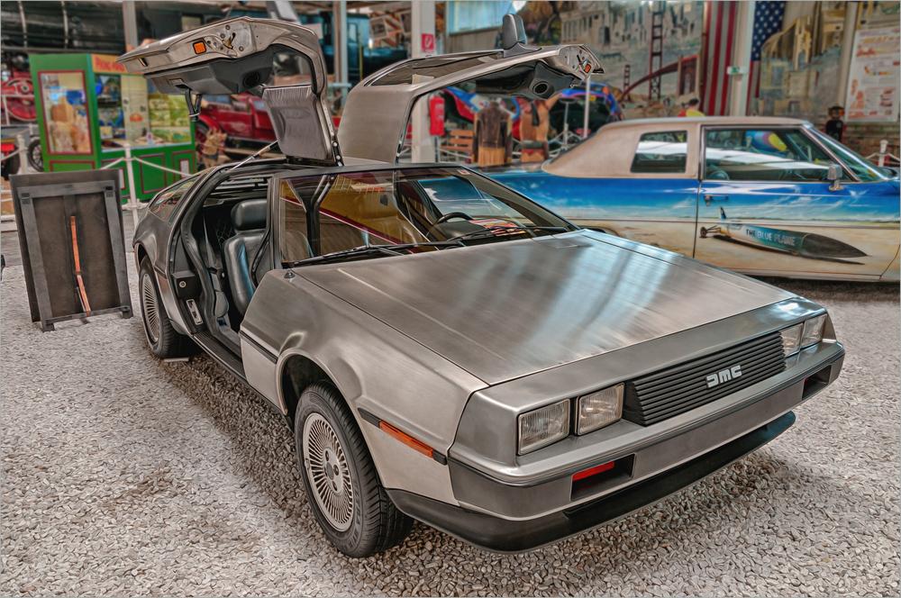 Zurück in die Zukunft - DeLorean DMC12