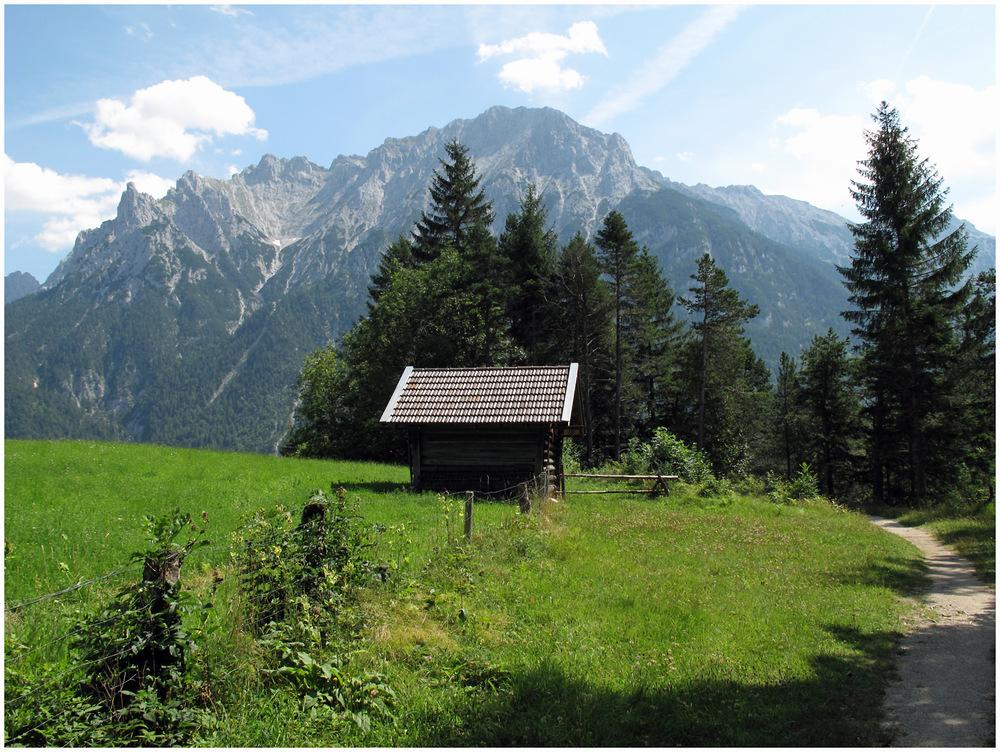Zurück nach Mittenwald