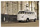 zurückgelassener VW Bulli
