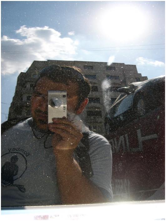Zusammen mit meiner Leica D-LUX