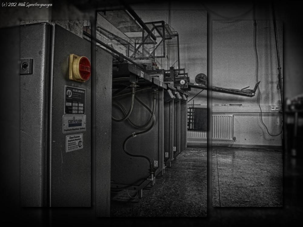 Zusammentragmaschine Laconda