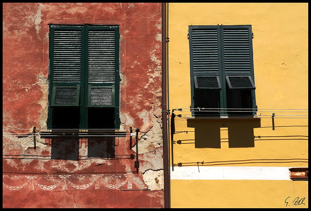 zwei andere Fenster