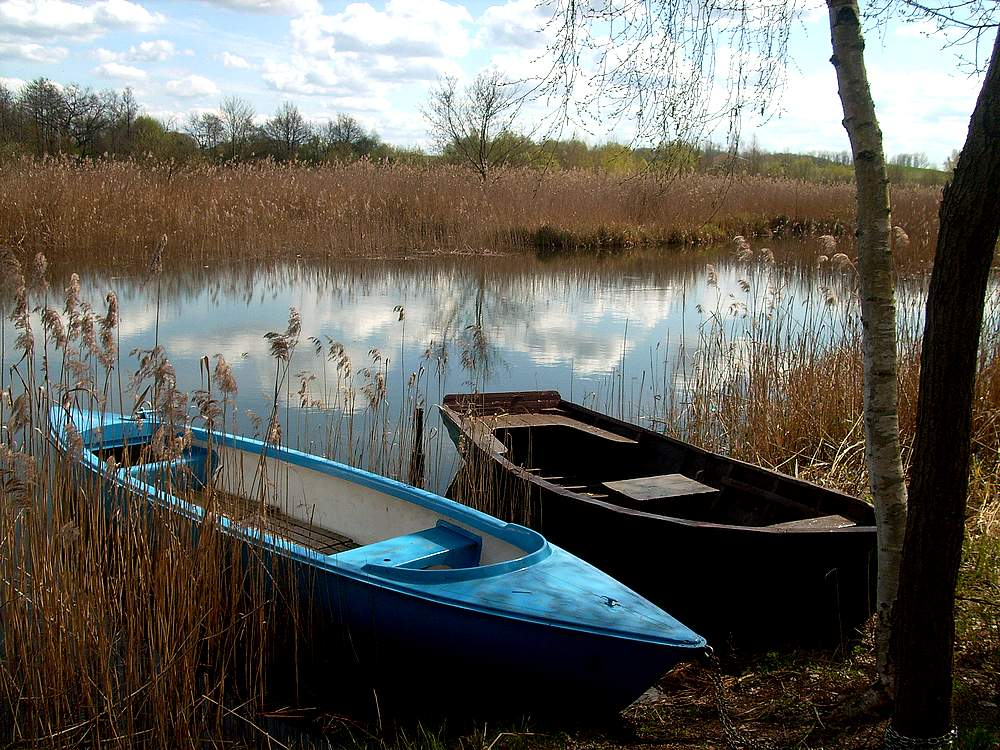 Zwei Boote Nr. 3