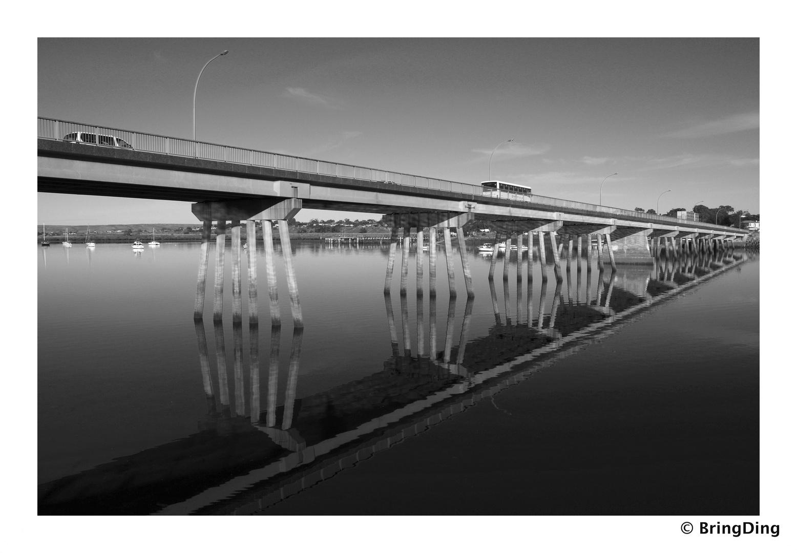Zwei Brücken