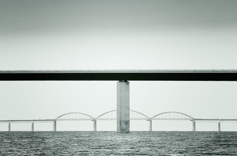 ... zwei Brücken ...