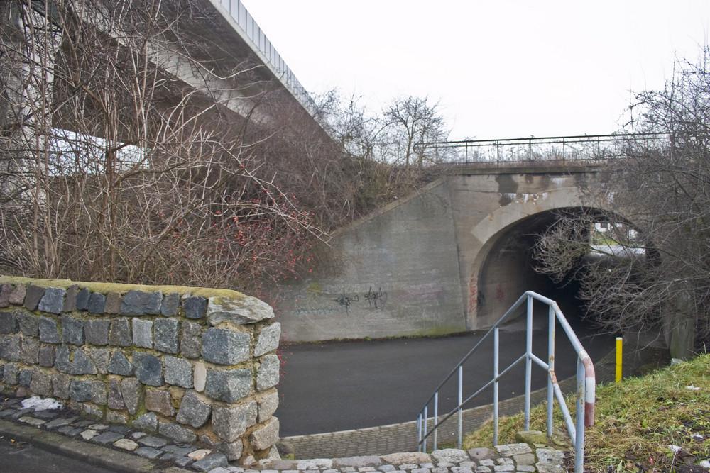 Zwei Brücken - die zweite