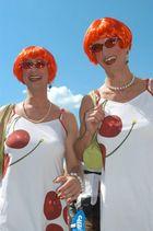 Zwei Damen vom CSD