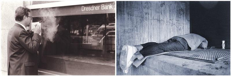 Zwei Definitionen von 'Banking'