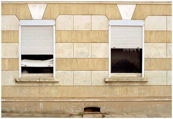 Zwei Fenster - zwei Welten