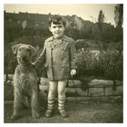 Zwei Freunde im Jahr 1958