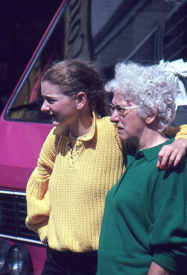 zwei Generationen