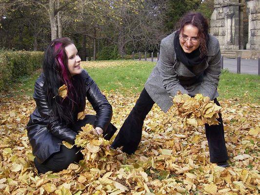 Zwei Herbstelfen?