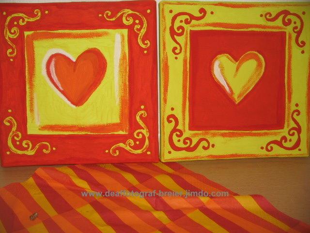 Zwei Herz